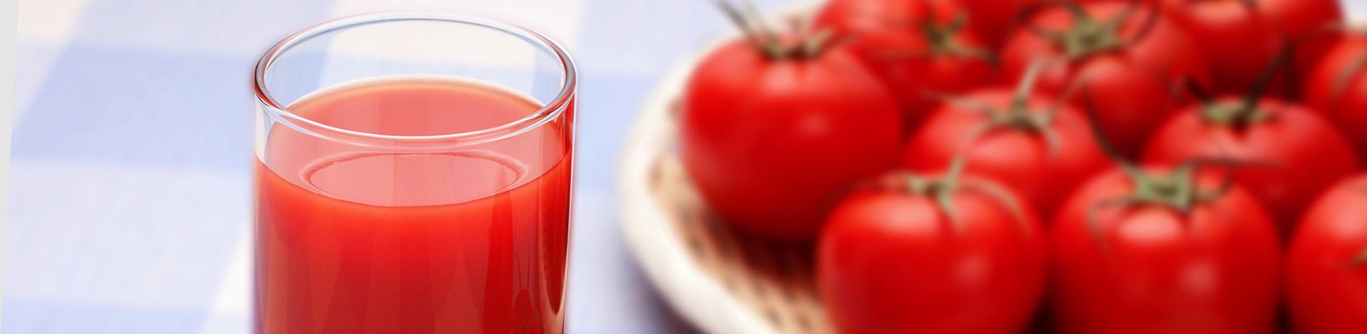 川越農場のトマトジュース 糖度9度以上 旨味とのバランスを重視して仕上げました。 川越農場のこだわりの栽培方法で麗夏のおいしさを100%引き出しました